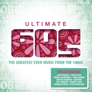Ultimate 60S - Various Artists - Musik - SONY MUSIC CG - 0889853012824 - 18/3-2016