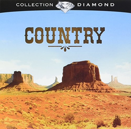 Country - Various [Wagram Music] - Musik - WAGRAM - 3596972667824 - 1970