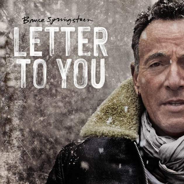 Letter to You - Bruce Springsteen - Musik - COLUMBIA - 0194398115825 - 23/10-2020