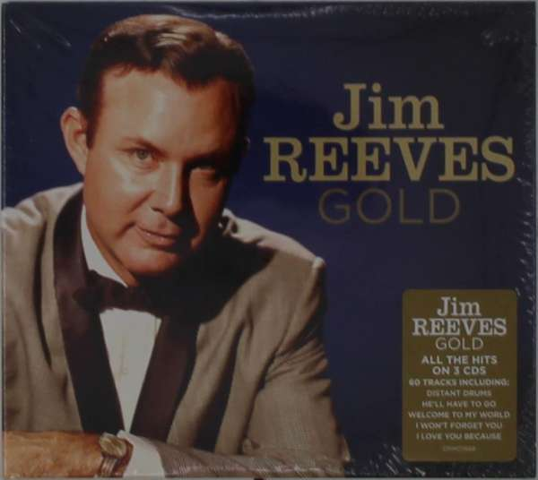 Gold - Jim Reeves - Musik - CRIMSON GOLD - 0654378066825 - 3/4-2020