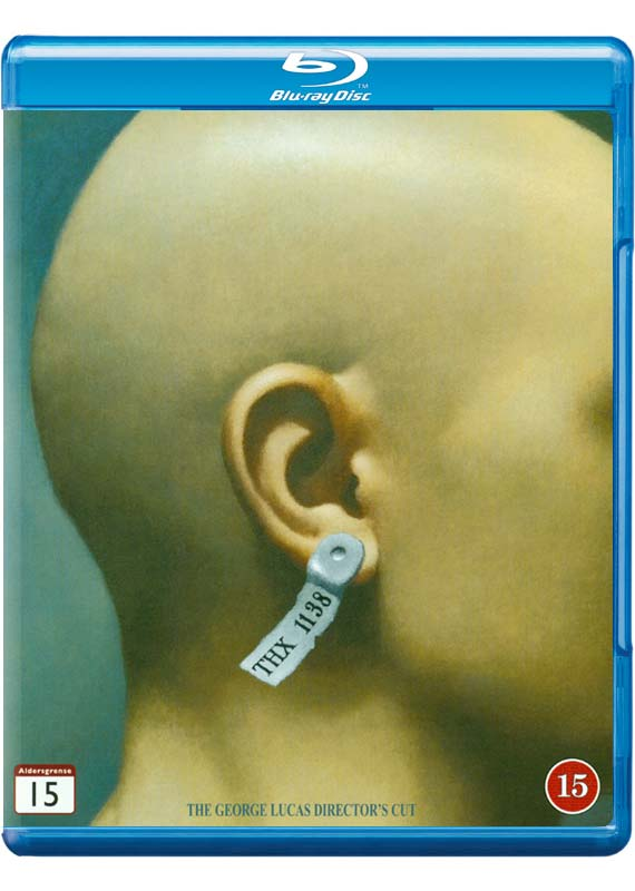 Directors Cut - Thx 1138 - Film - Warner Bros. - 5051895051825 - 21/5-2020