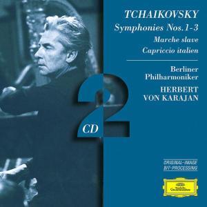 Symphonies No.1-3 - P.i. Tchaikovsky - Musik - DEUTSCHE GRAMMOPHON - 0028945951829 - 26/3-2003