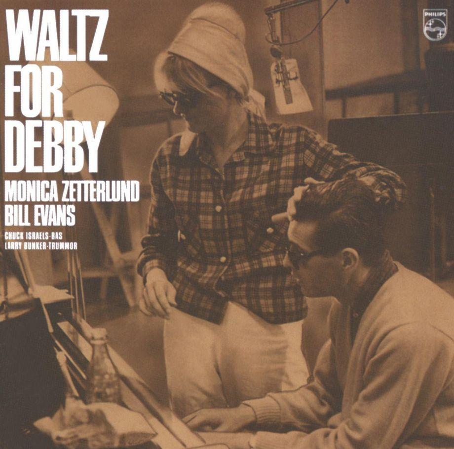 Waltz for Debby - Monica Zetterlund - Musik -  - 0731451026829 - 15/4-1992
