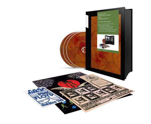 1968 Germin / Ation - Pink Floyd - Musik - PLG - 0190295929831 - 23/3-2017