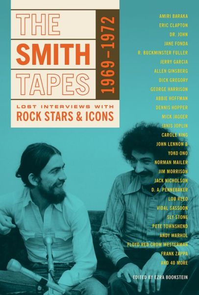 The Smith Tapes: Lost Interviews With Rock Stars & Icons 1969-1972 -  - Bøger - PRINCETON ARCHITECTURAL PRESS - 9781616893835 - 3/11-2015