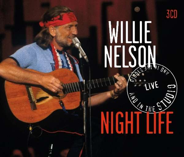 Night Life / Live and in the Studio - Willie Nelson - Musik - FACTORY OF SOUNDS - 8719039004836 - 15/11-2018