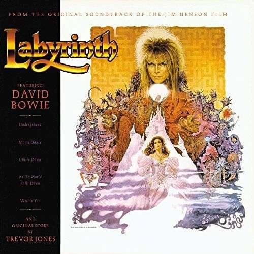 Labyrinth - OST - David Bowie & Trevor Jones - Musik - UMC - 0602557354843 - 7/7-2017