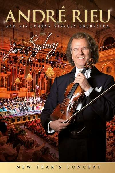 Christmas Down Under - Live from Sydney - André Rieu - Film - UNIVERSAL - 7444754878844 - 29/11-2019