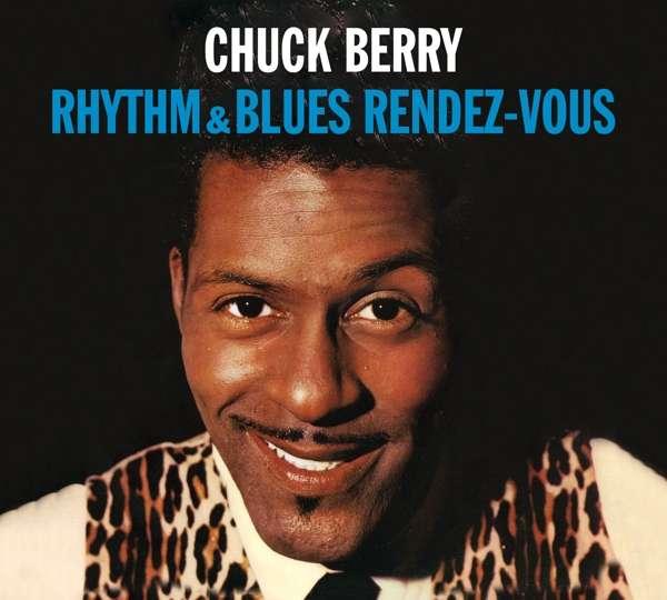Rhythm & Blues Rendez-vous / Rockin at the Hops - Chuck Berry - Musik - HOODOO - 8436559466844 - 19/4-2019