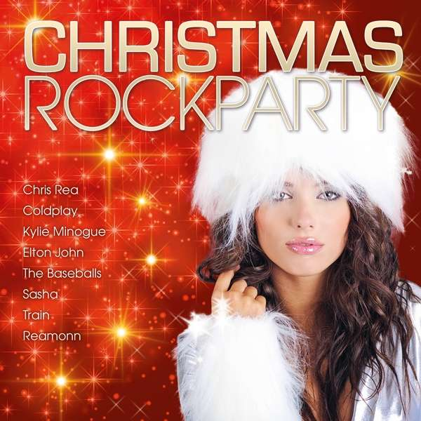 Christmas Rockparty - V/A - Musik - WARNER MUSIC GROUP - 5054197028847 - 30/10-2020