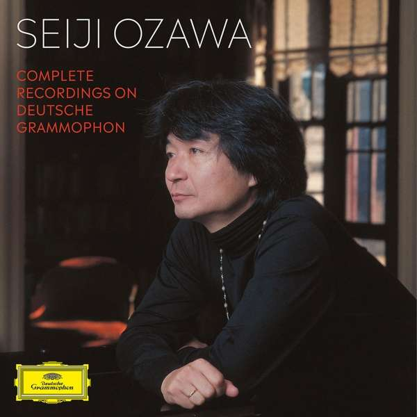 Complete Recordings on Deutsche Grammophon - Seiji Ozawa - Musik - DEUTSCHE GRAMMOPHON - 0028948364848 - 8/2-2019