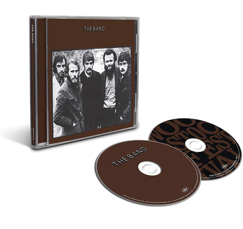 The Band (50th Anniversary) - Band - Musik - CAPITOL - 0602577842849 - 15/11-2019