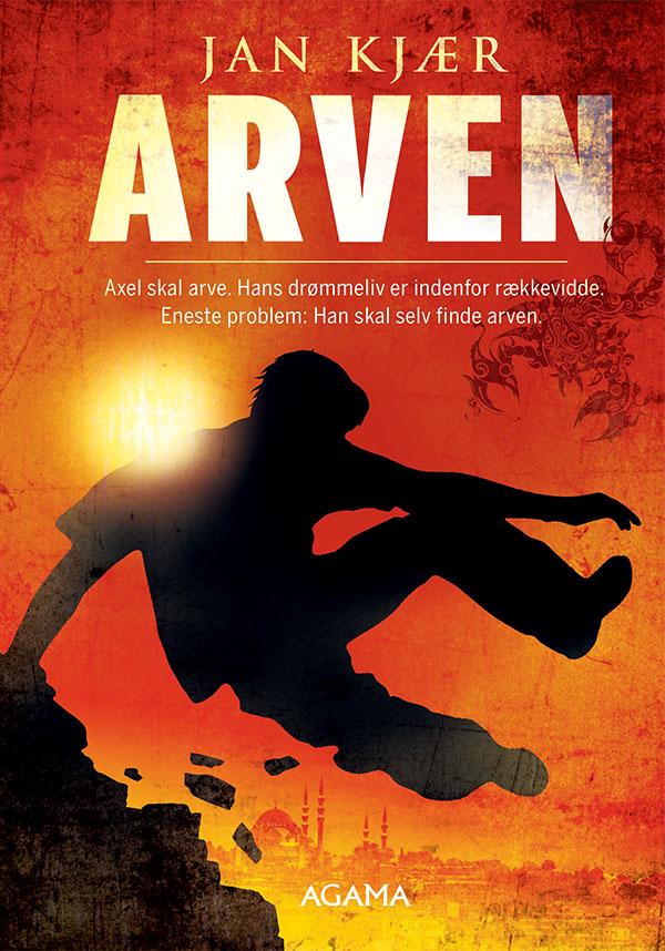 Arven - Jan Kjær - Bøger - Agama - 9788793231849 - 12/11-2019