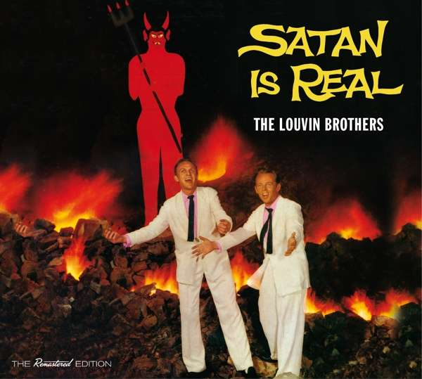 Satan is Real/a Tribute to the Delmore Brothers - Louvin Brothers - Musik - HOODOO - 8436559466851 - 11/4-2019