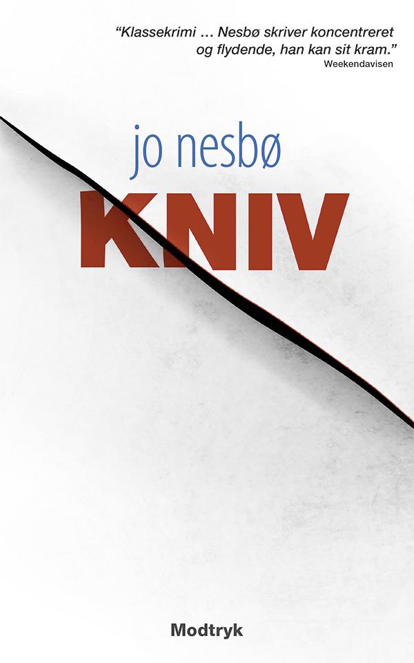 Harry Hole-serien: Kniv - Jo Nesbø - Bøger - Modtryk - 9788770073851 - 26/5-2020