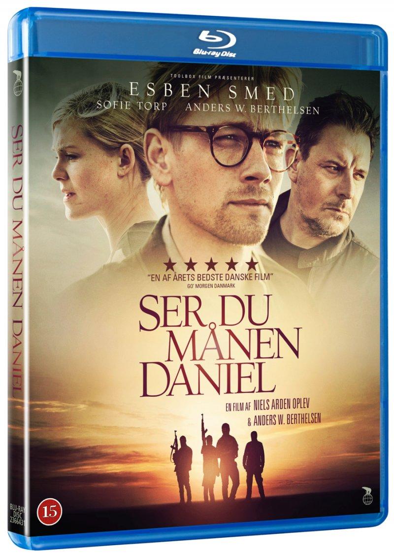 Ser Du Månen, Daniel -  - Film -  - 5708758724852 - 10/1-2020