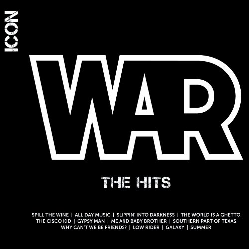 Icon -the Hits- - War - Musik - AVENUE - 0602527528854 - 30/6-1990