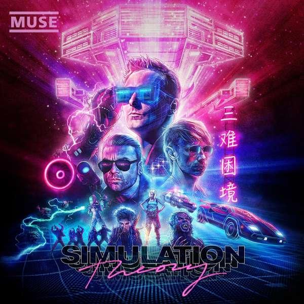 Simulation Theory - Muse - Musik - Warner Music - 0190295578855 - 9/11-2018