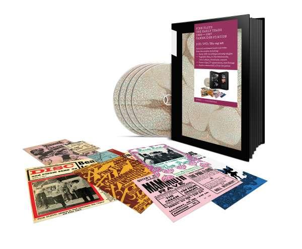 1965-1967 Cambridge St/ation / - Pink Floyd - Musik - PLG - 0190295929855 - 23/3-2017