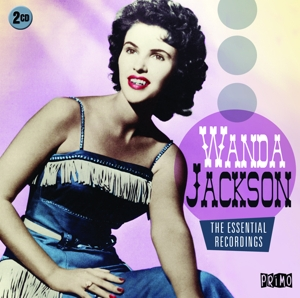 The Essential Recordings - Wanda Jackson - Musik - POP/ROCK - 0805520091855 - 29/1-2016