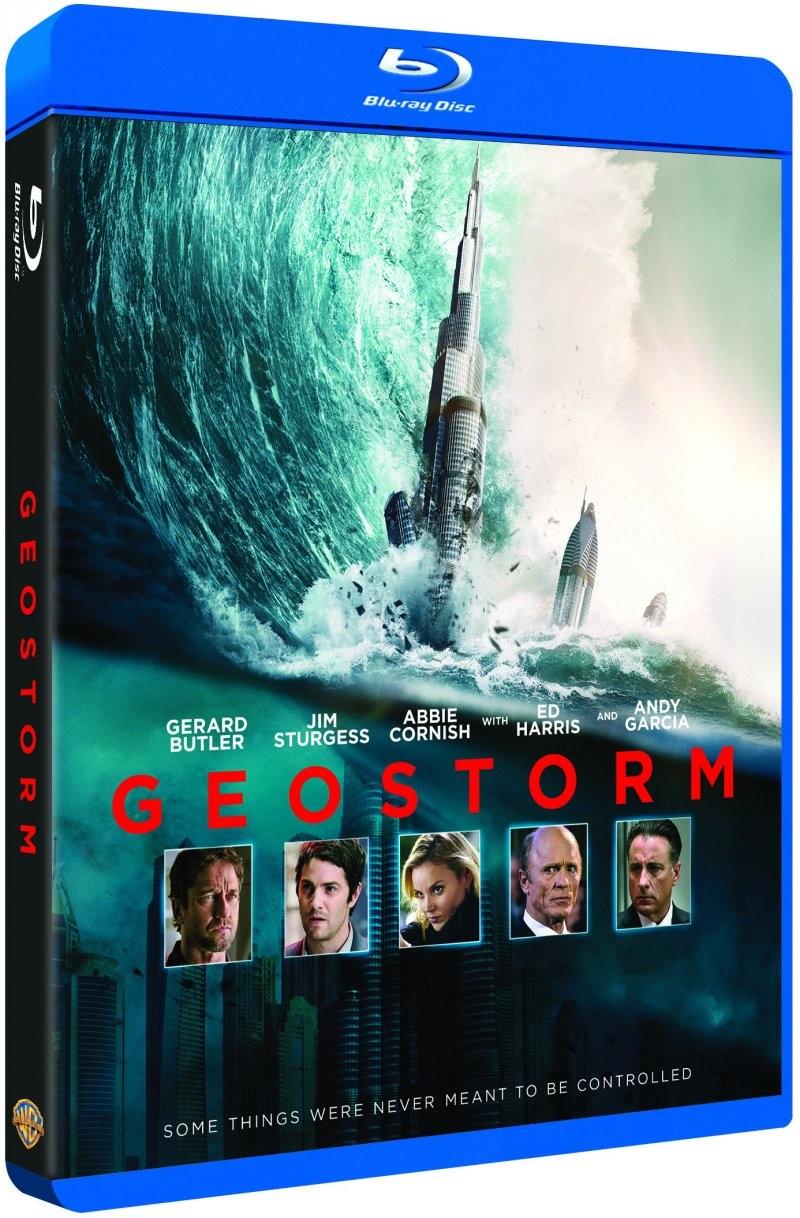 Geostorm -  - Film -  - 7340112741860 - 8/3-2018