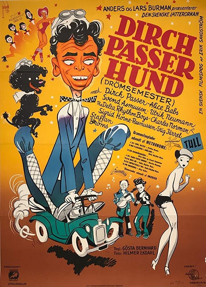 Dirch Passer Hund -  - Film -  - 5708758704861 - 20/4-2020