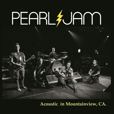 Acoustic in Mountain View - Pearl Jam - Musik - MIND CONTROL - 0634438705864 - 1/3-2020