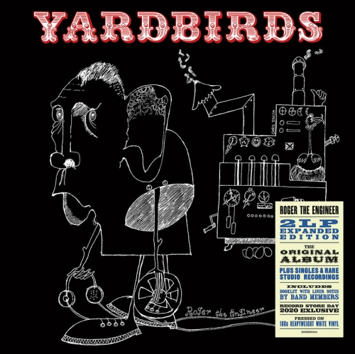Roger The Engineer RSD20 - The Yardbirds - Musik - Demon - 5014797901865 - 26/9-2020