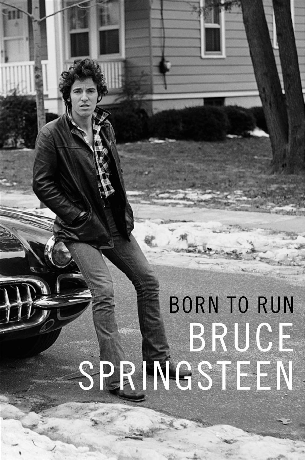 Born to Run - Bruce Springsteen - Bøger - Politikens Forlag - 9788740031867 - 27/9-2016