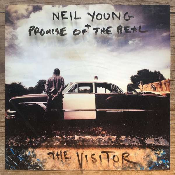 The Visitor - Neil Young + Promise of the Real - Musik - REPRI - 0093624908869 - 1/12-2017
