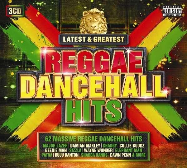 Reggae Dancehall Hits - V/A - Musik - LAT.F - 4050538194869 - 12/8-2016