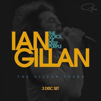 Voice of Deep Purple - Ian Gillan - Musik - STORE FOR MUSIC - 5055544228873 - 9/11-2017