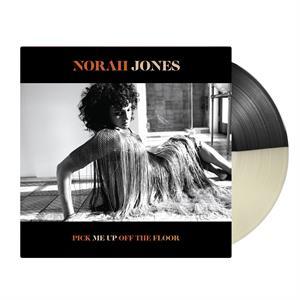 Pick Me Up Off The Floor (Black/White Split Vinyl) - Norah Jones - Musik - BLUE NOTE - 0602508748875 - 12/6-2020