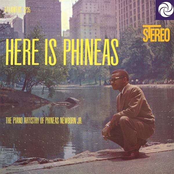 Here is Phineas - Phineas Newborn - Musik - ATLANTIC - 4260019715876 - 15/11-2019