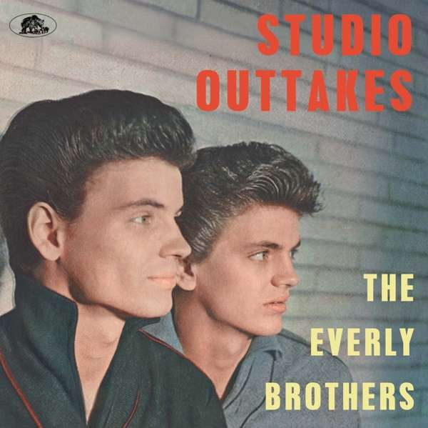 Studio Outtakes - Everly Brothers - Musik - BEAR FAMILY - 5397102175879 - 4/4-2019
