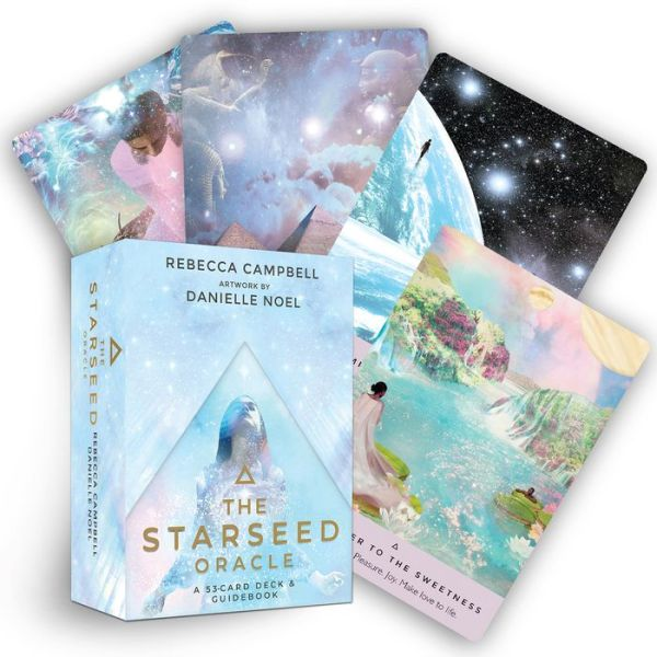 The Starseed Oracle: A 53-Card Deck and Guidebook - Rebecca Campbell - Bøger - Hay House UK Ltd - 9781788172882 - 7/1-2020