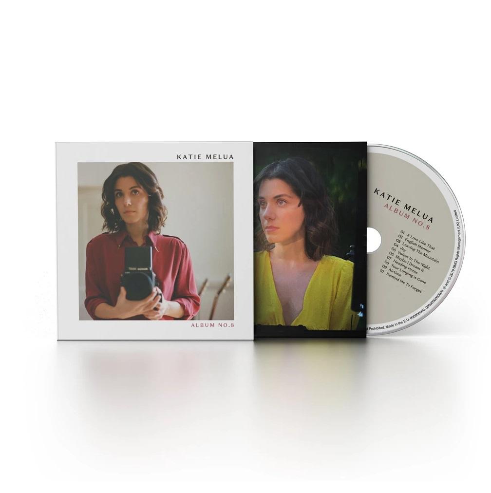 Album No. 8 - Katie Melua - Musik - BMG Rights Management LLC - 4050538624885 - 16/10-2020