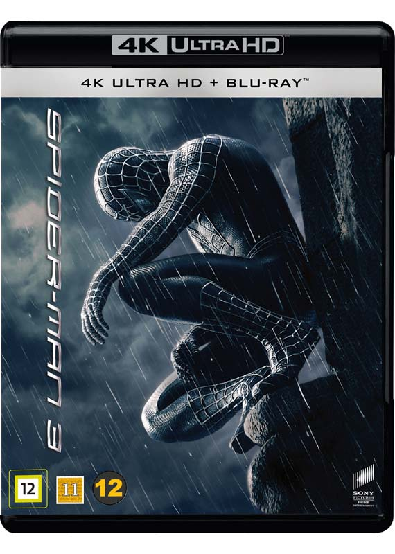 Spider-Man 3 - Tobey Maguire / Kirsten Dunst / Rosemary Harris  / James Franco - Film - JV-SPHE - 7330031001886 - 2/11-2017