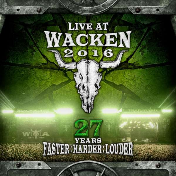 Live At Wacken 2016 - 27 Years - Various Artists - Film - Silver Lining Music - 0190296950889 - 21/7-2017