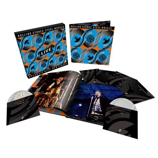 Steel Wheels Live - The Rolling Stones - Musik - UNIVERSAL - 0602508741890 - 25/9-2020