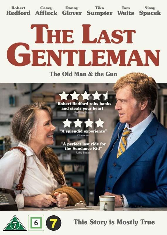 The Last Gentleman -  - Film -  - 5706169001890 - 29/8-2019