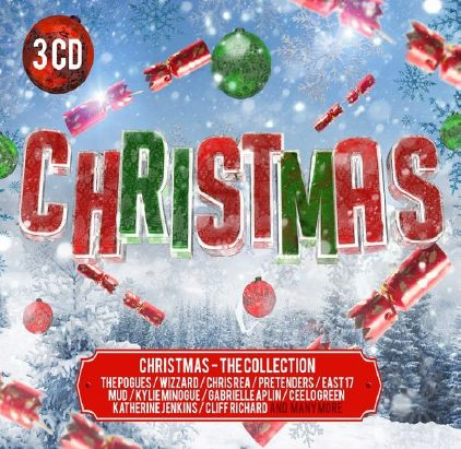 Christmas - The Collection - Diverse Artister - Musik - WARNER BROTHERS - 0825646397891 - 11/11-2013