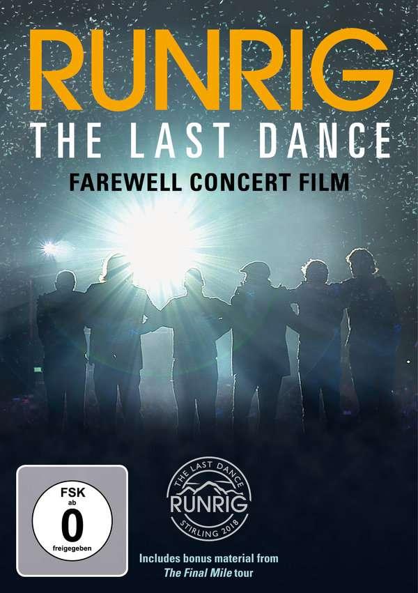 The Last Dance - Farewell Concert - Runrig - Musik - RCA - 0190759691892 - 16/8-2019