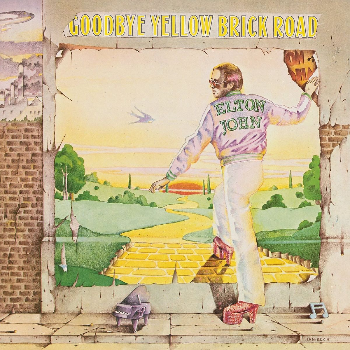 Goodbye Yellow Brick Road - Elton John - Musik - MERCURY - 0602537585892 - 20/3-2014