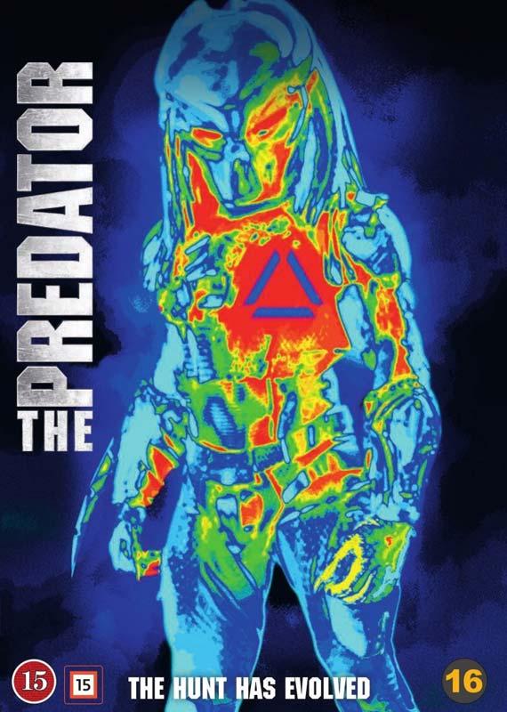 The Predator -  - Film -  - 7340112746896 - 31/1-2019