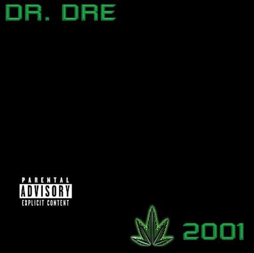 2001 - Dr. Dre - Musik - AFTERMATH - 0602577656897 - 15/11-2019