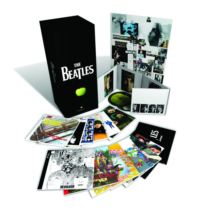 Masters Stereo - The Beatles - Musik - APPLE - 5099969944901 - 13/12-2009