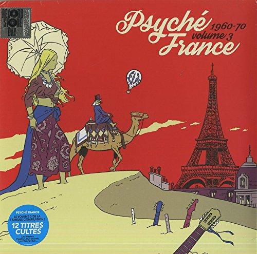Psyche France Vol. 3 - V/A - Musik - WEA - 0190295860905 - 22/4-2017