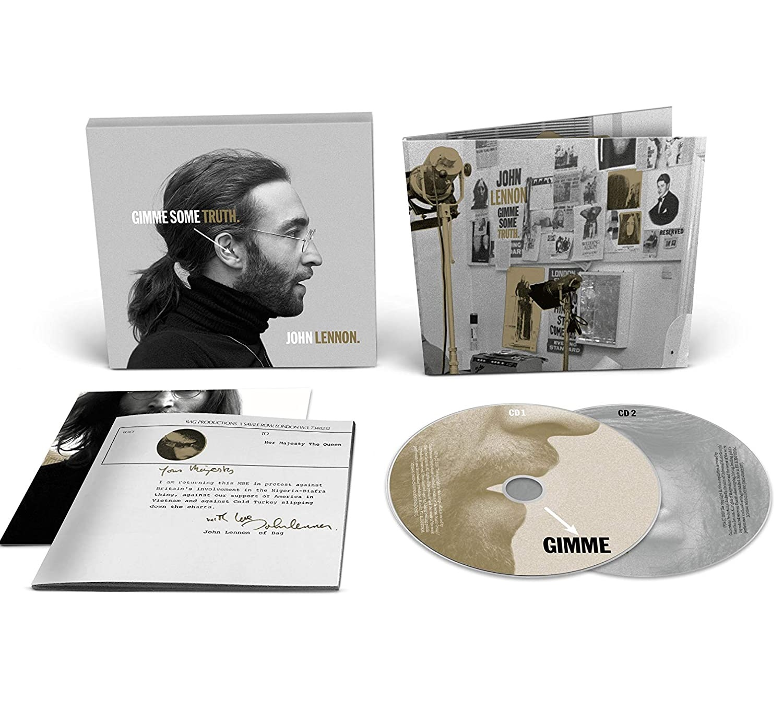Gimme Some Truth. - John Lennon - Musik -  - 0602435001906 - 9/10-2020