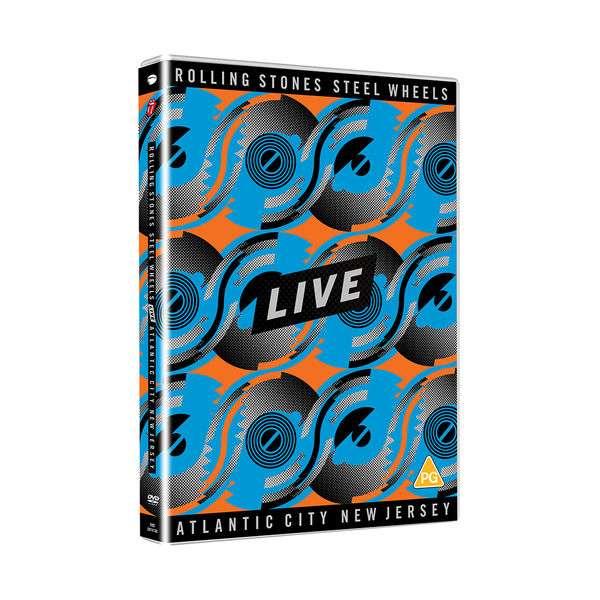 Steel Wheels Live - The Rolling Stones - Film - UNIVERSAL - 0602508741906 - 25/9-2020